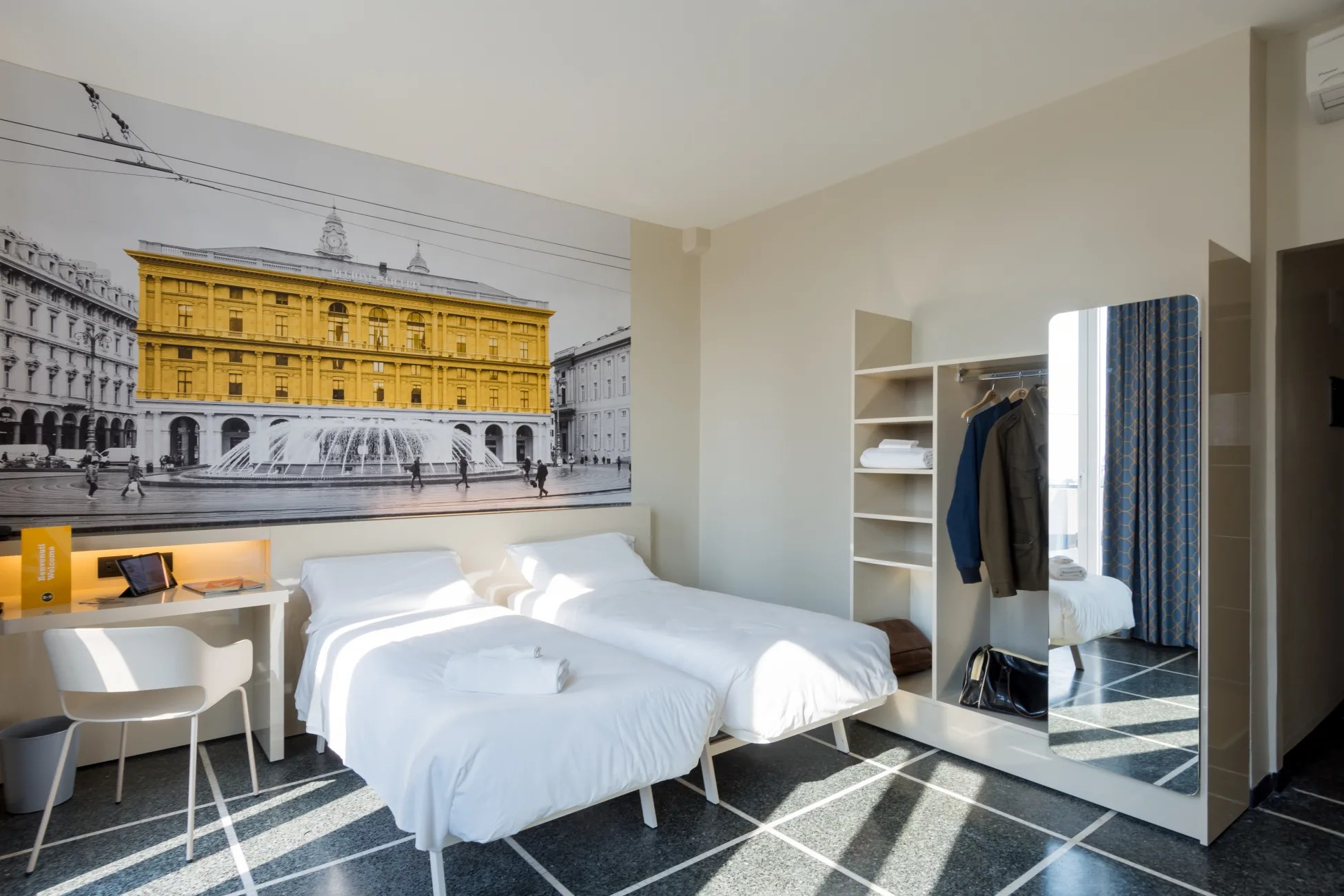 Hotel B B Hotel Genova Genoa Trivago Ae