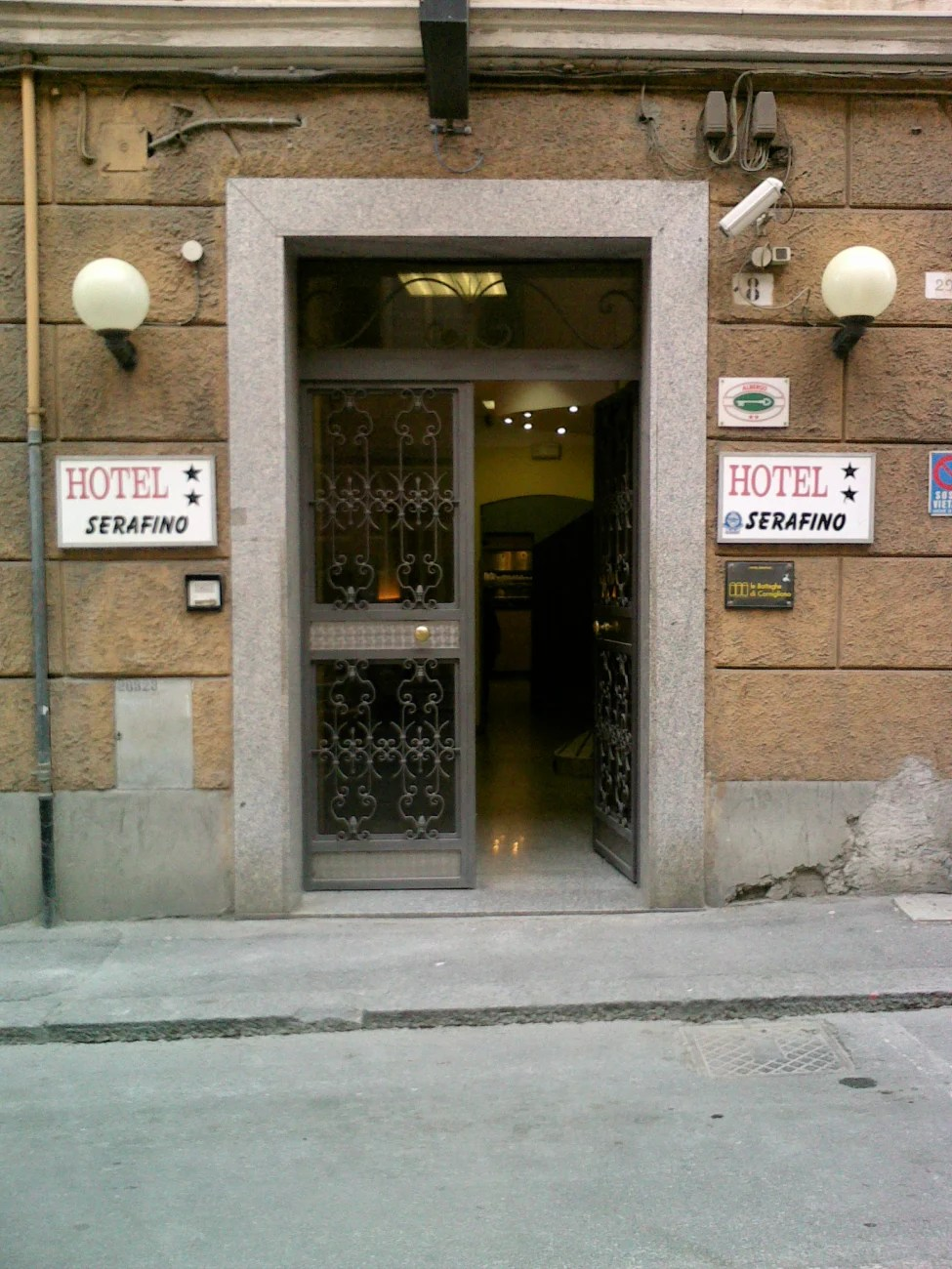 Hotel Serafino Genoa Trivago Com
