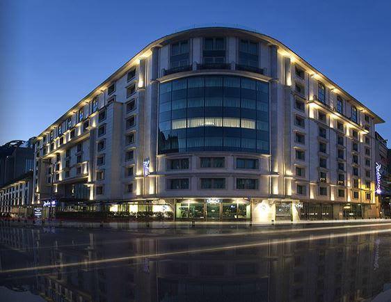 Hotel Radisson Blu Istanbul Sisli Istanbul Trivago Co Id