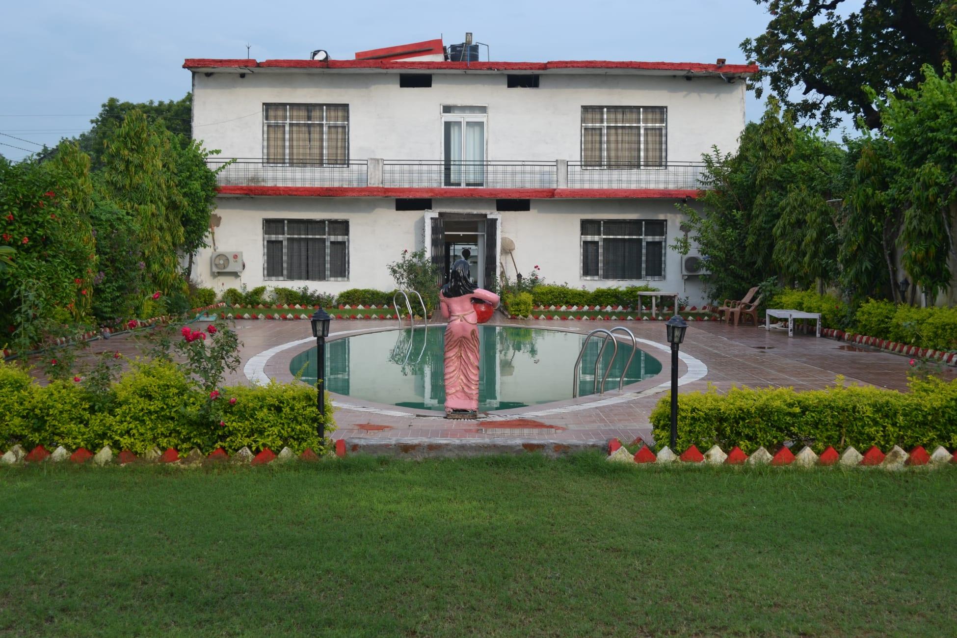 Hotel Nirvana Khajuraho Trivago In