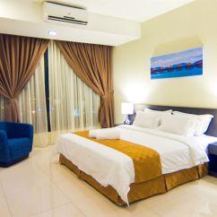 Office Chair Kota Kinabalu Teak Lounge Sky Hotel Sabah Trivago Com My