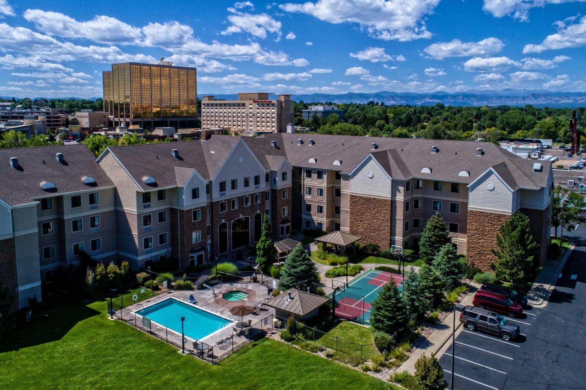 Hotel Staybridge Suites Denver Cherry Creek Glendale
