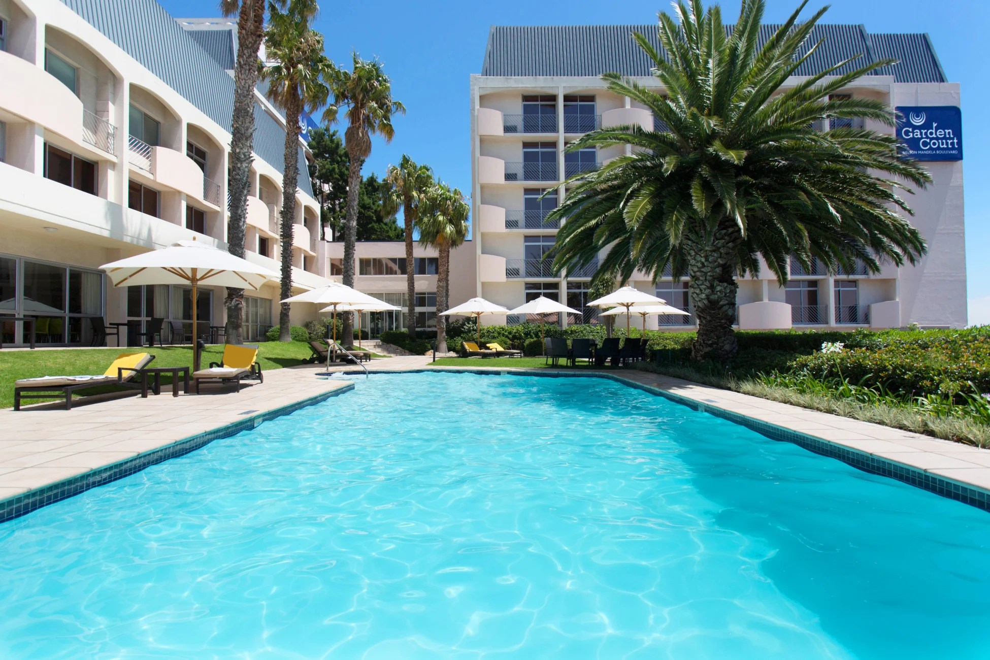 Hotel Garden Court Nelson Mandela Boulevard Cape Town