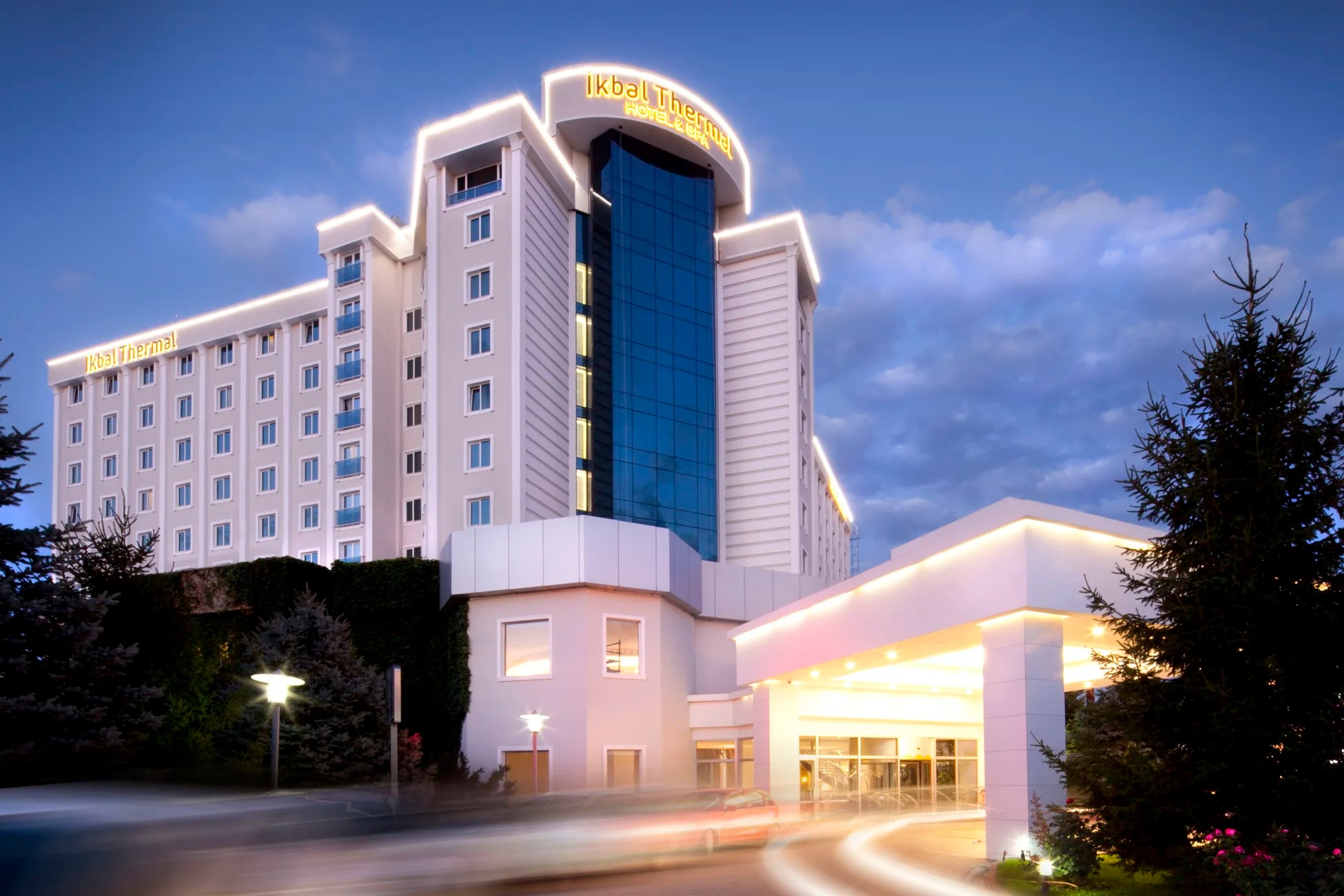 Hotel Ikbal Thermal Hotel Spa Afyon Trivago Com