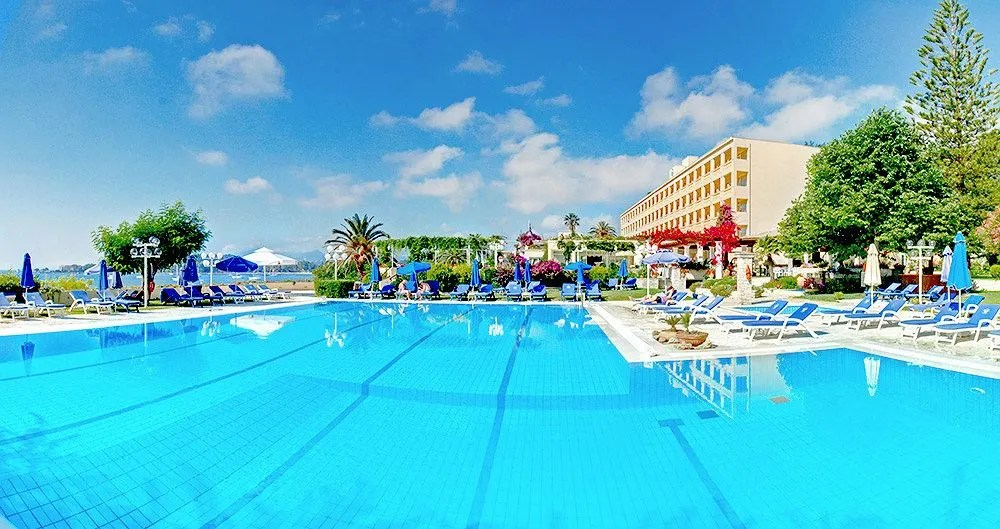 Hotel Hotel Corfu Palace Corfu Town Trivago Com
