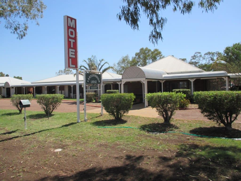 Motel Landsborough Lodge Motel Barcaldine Trivago Com Au