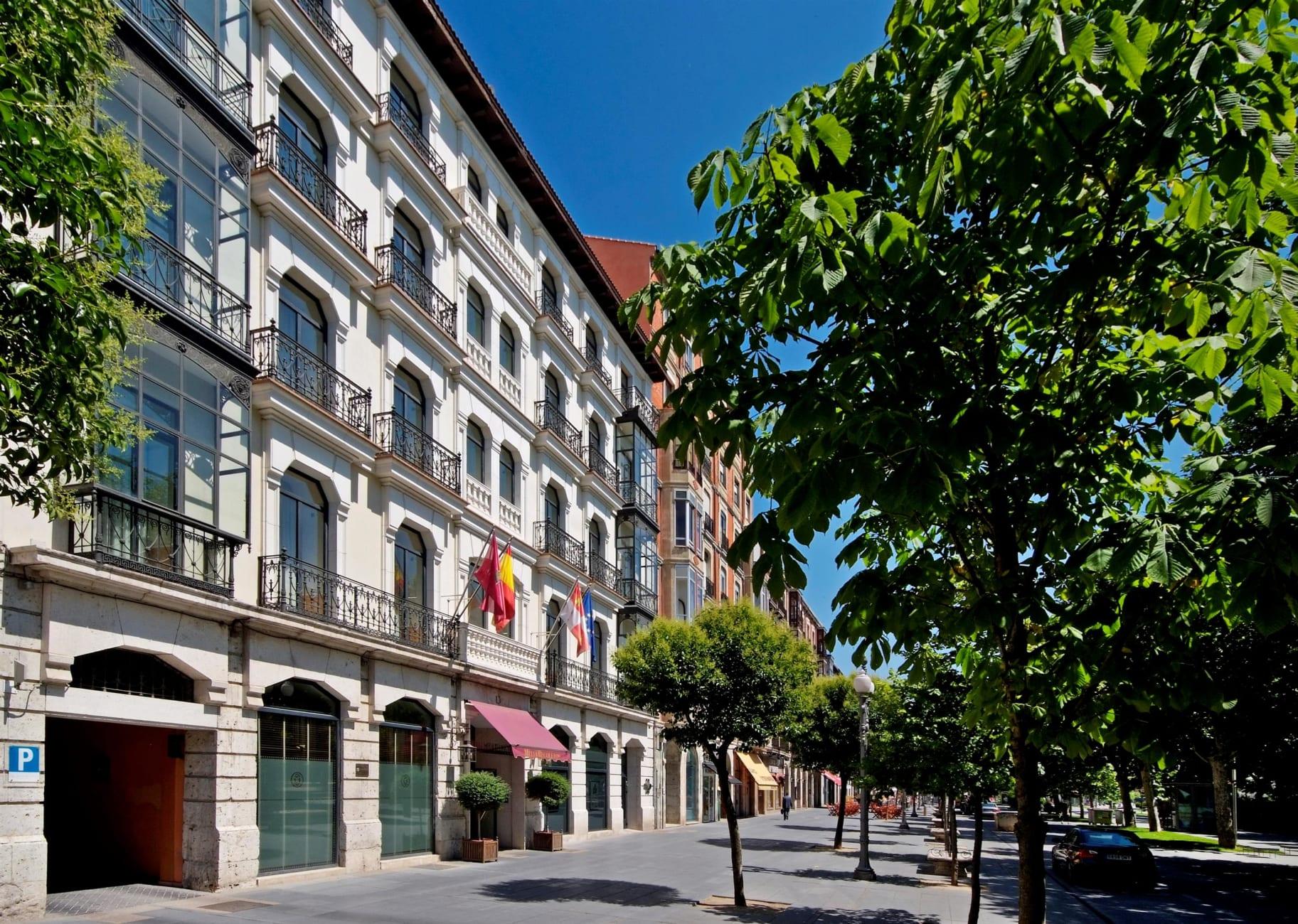 Hotel Melia Recoletos Valladolid Trivago Com