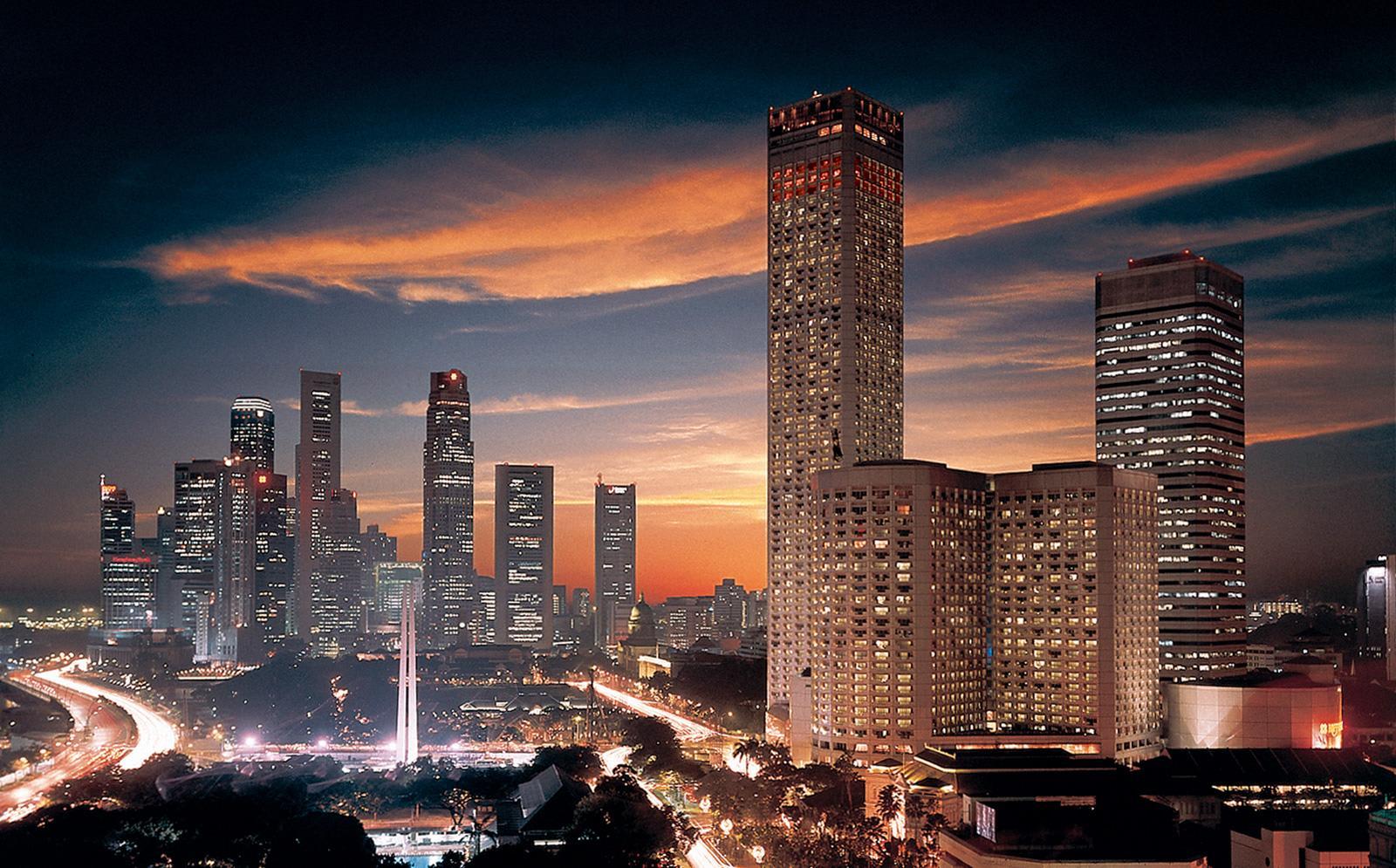 Hotel Swissotel The Stamford Singapore Singapura Trivago