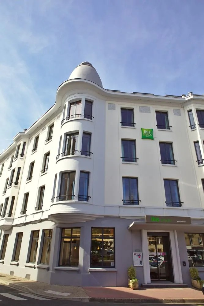Hotel Hotel Ibis Styles Moulins Centre Moulins Trivago Co Uk
