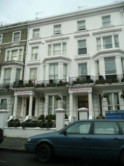Hotel Hotel Kensington Suite London Trivago Com