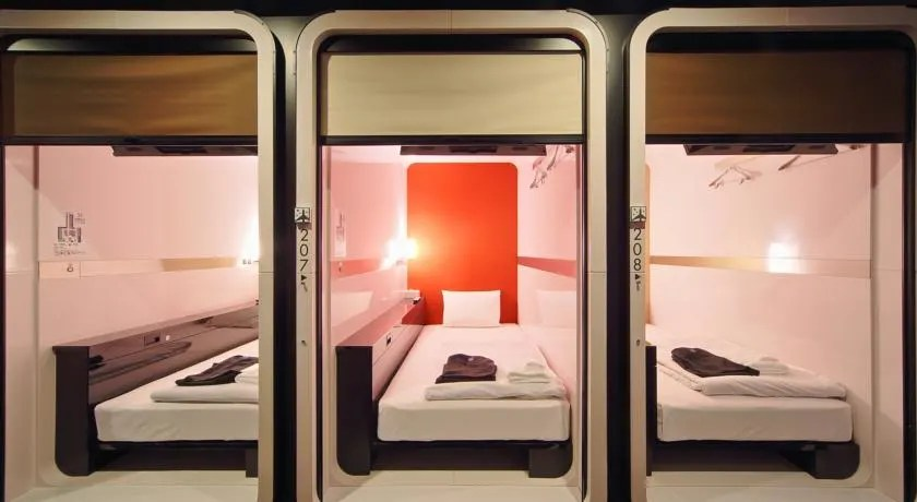 Hotel First Cabin Atagoyama Tokyo Trivago Co Id