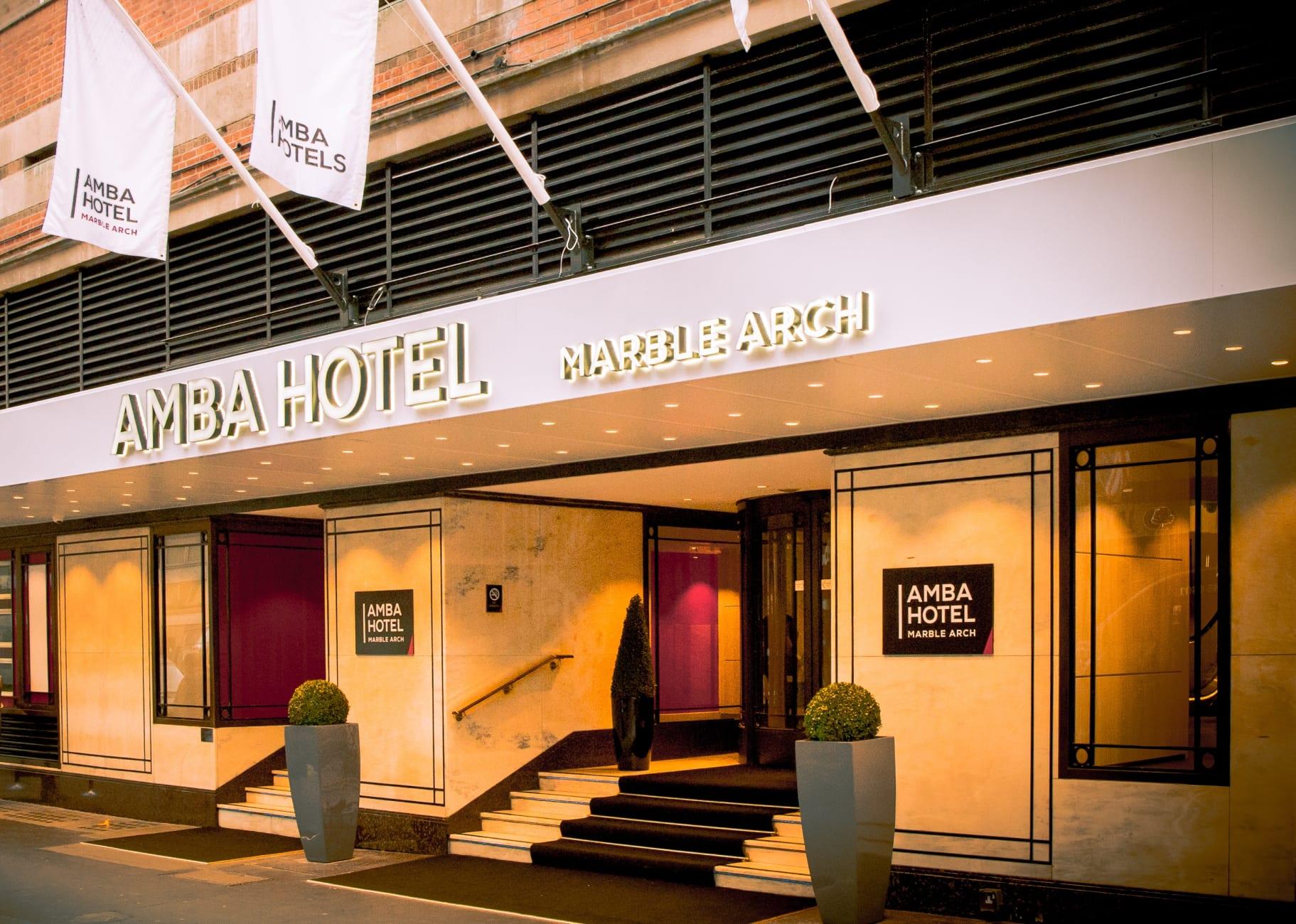 Hotel Amba Hotel Marble Arch London Trivago Co Id