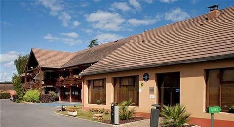 Hotel Campanile Rochefort Sur Mer Tonnay Charente Tonnay