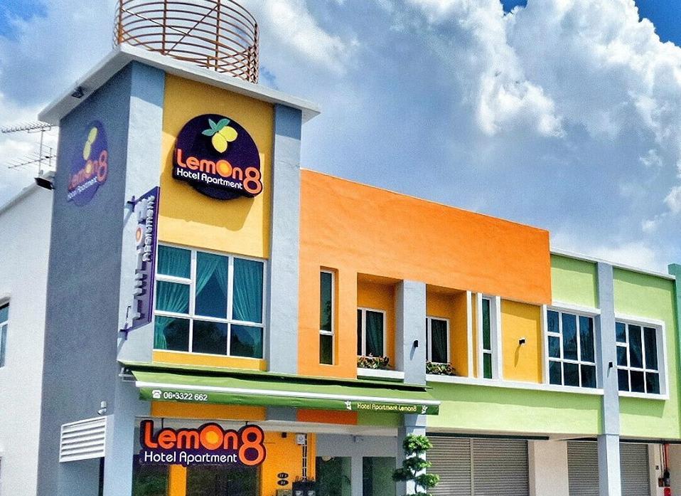 Hotel Lemon8 Malacca Trivago Com My
