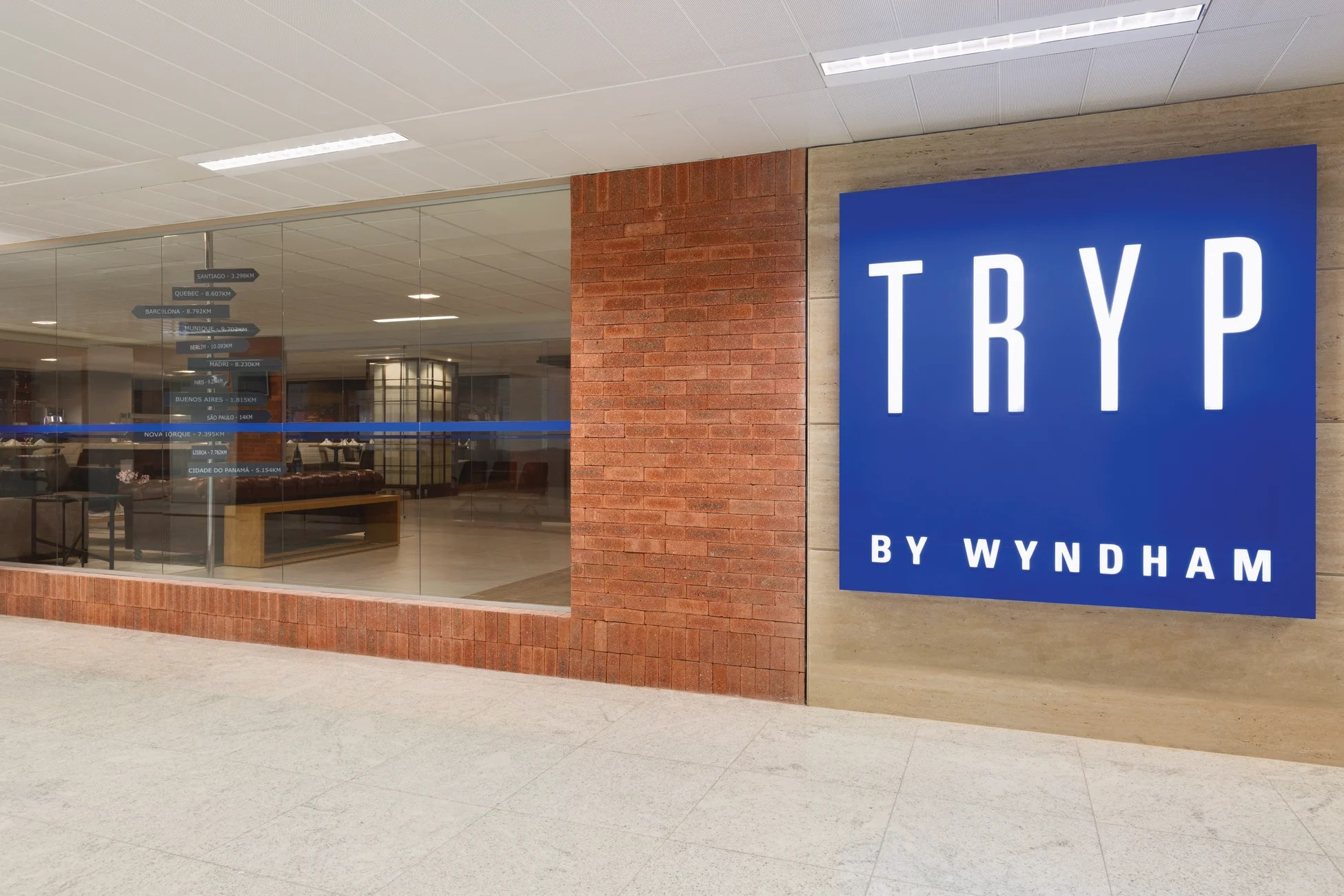 Hotel Tryp By Wyndham Sao Paulo Guarulhos Airport Guarulhos