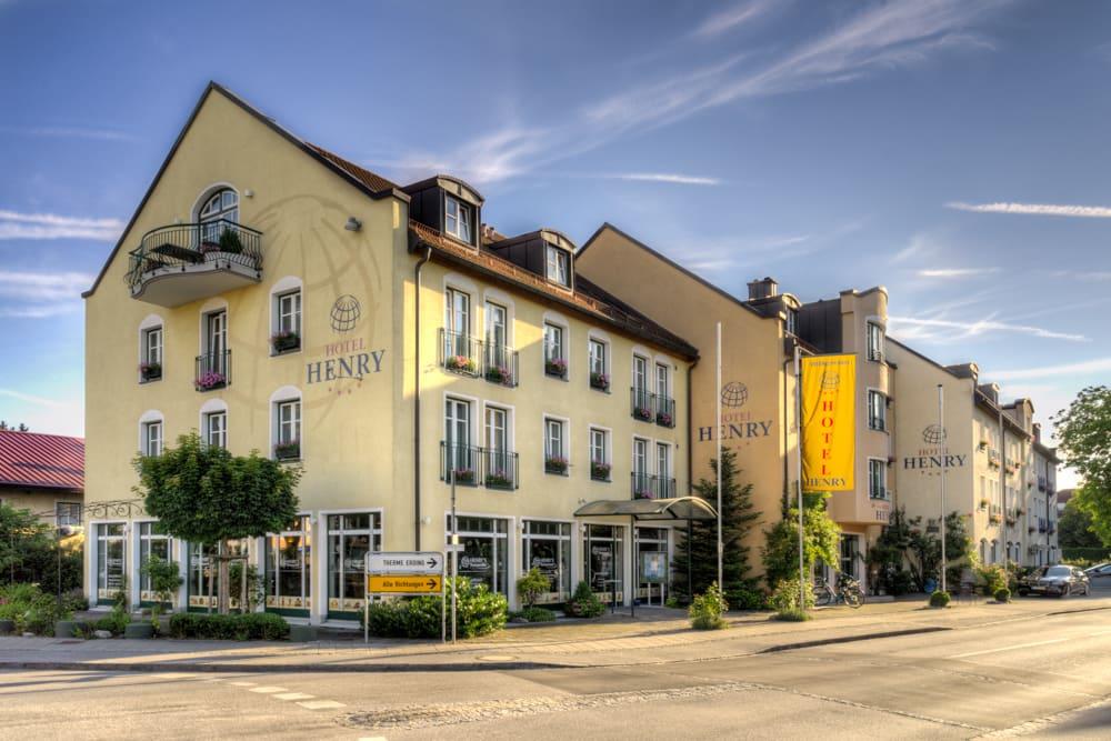 Hotel Hotel Henry Erding Trivago Com