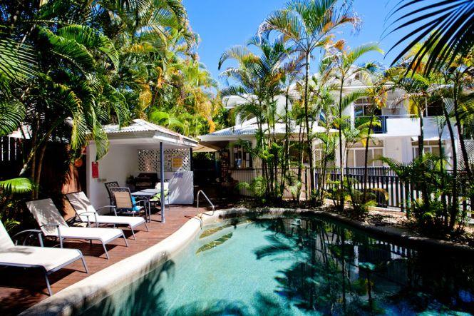 Tropic Sands House Apartment