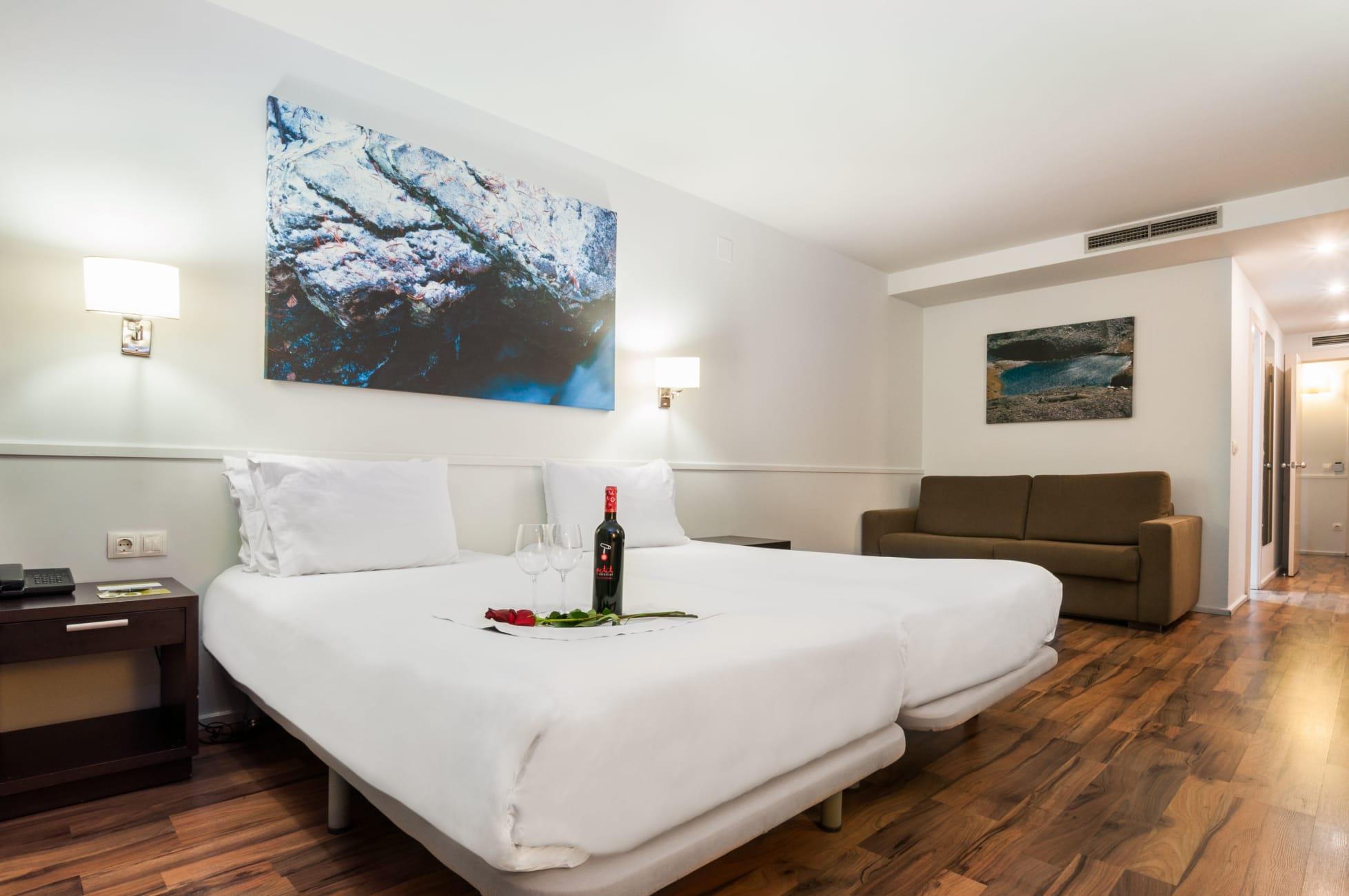 Hotel Hotel Exe Prisma Les Escaldes Trivago Com