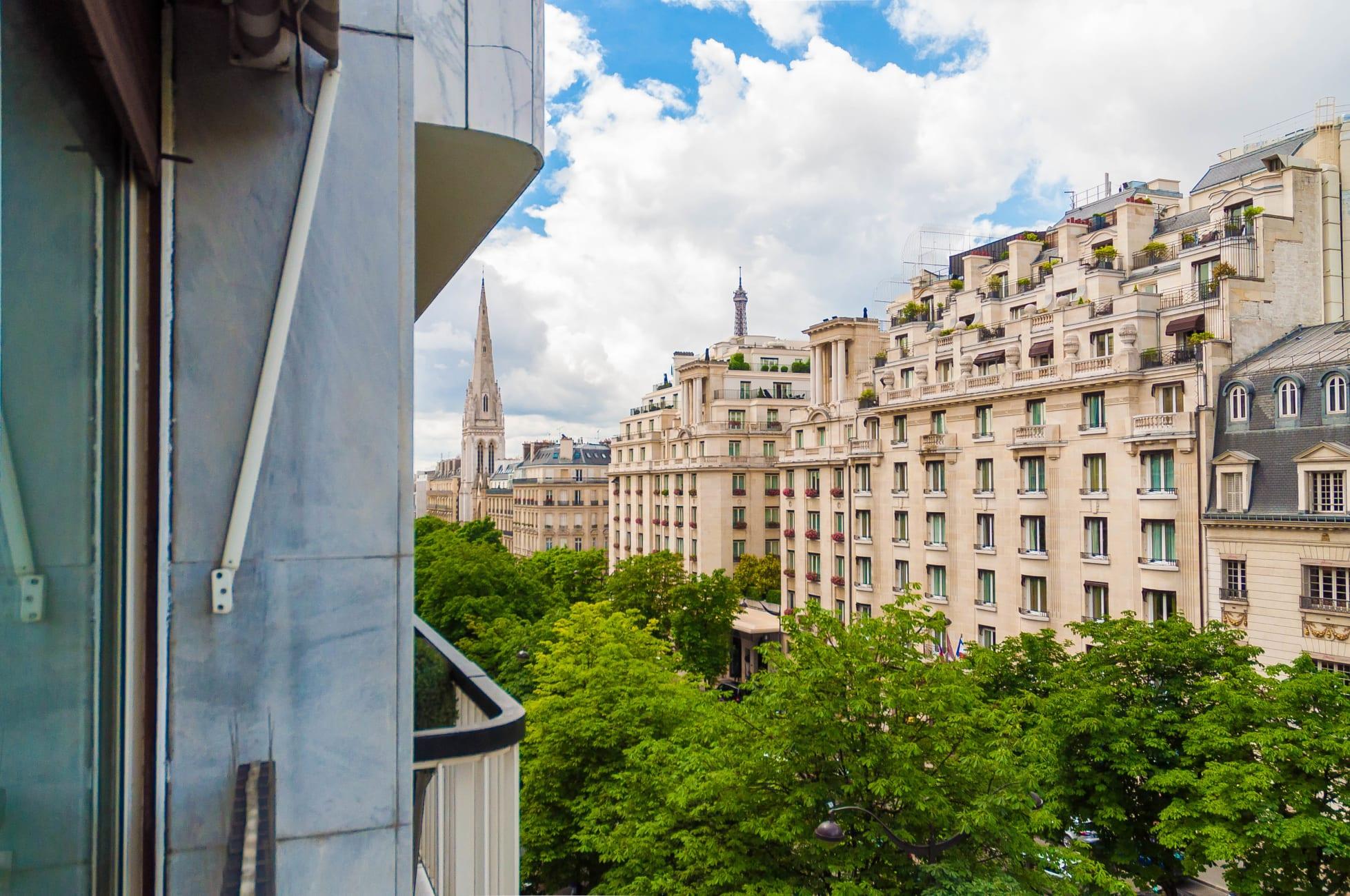 Serviced Apartment Furnished Apartment Near Eiffel Tower Paris Trivago Com