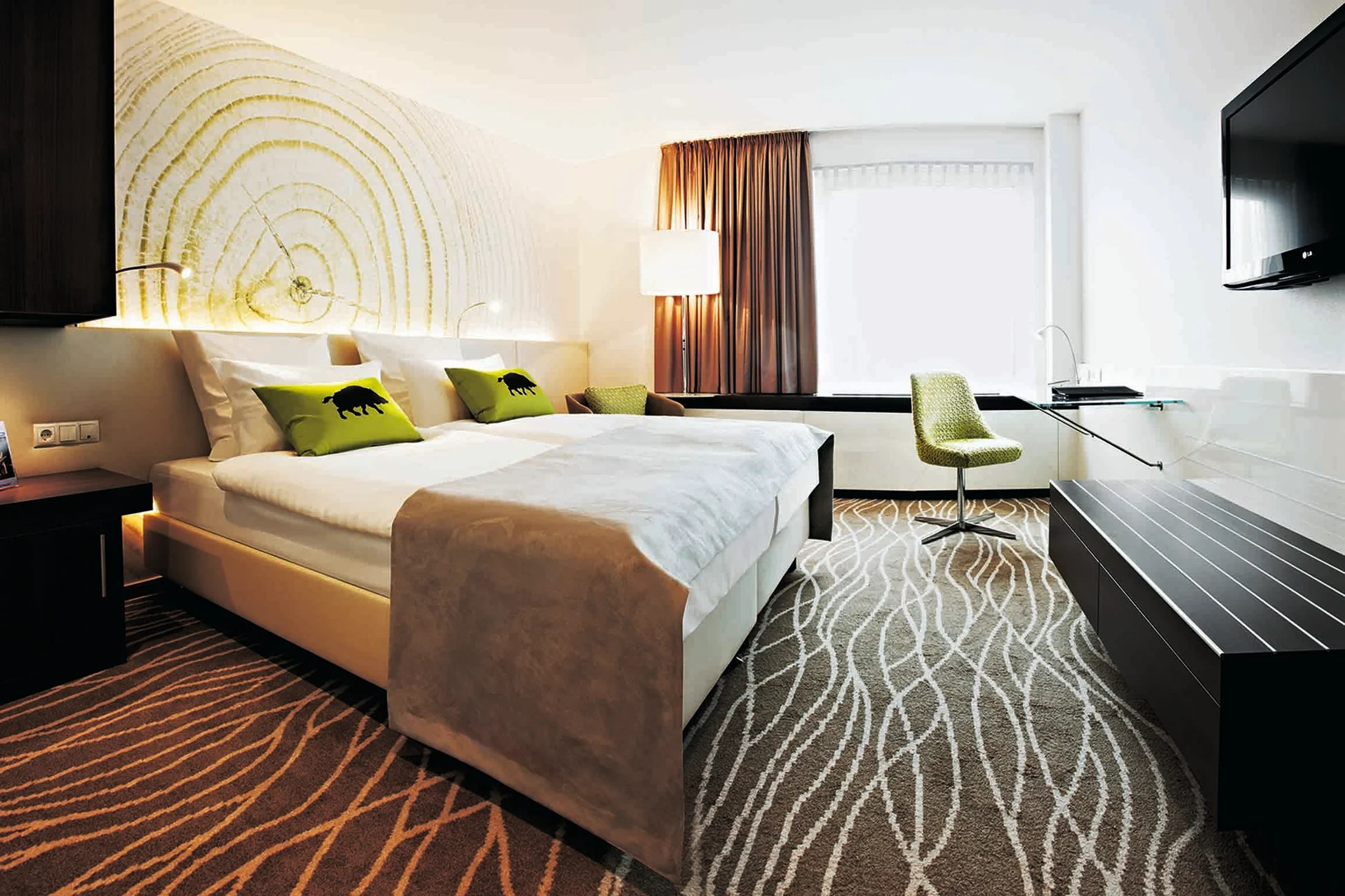 Hotel Steigenberger Airport Hotel Frankfurt Frankfurt Trivago In