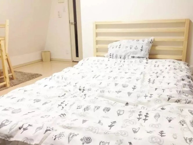 Ah 1 Studio Apartment In Shinjuku Mh1