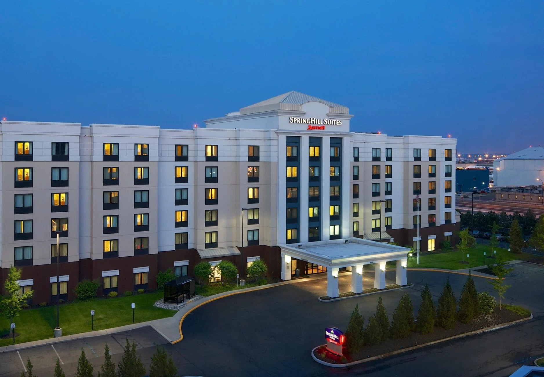 Serviced Apartment Springhill Suites Newark Liberty