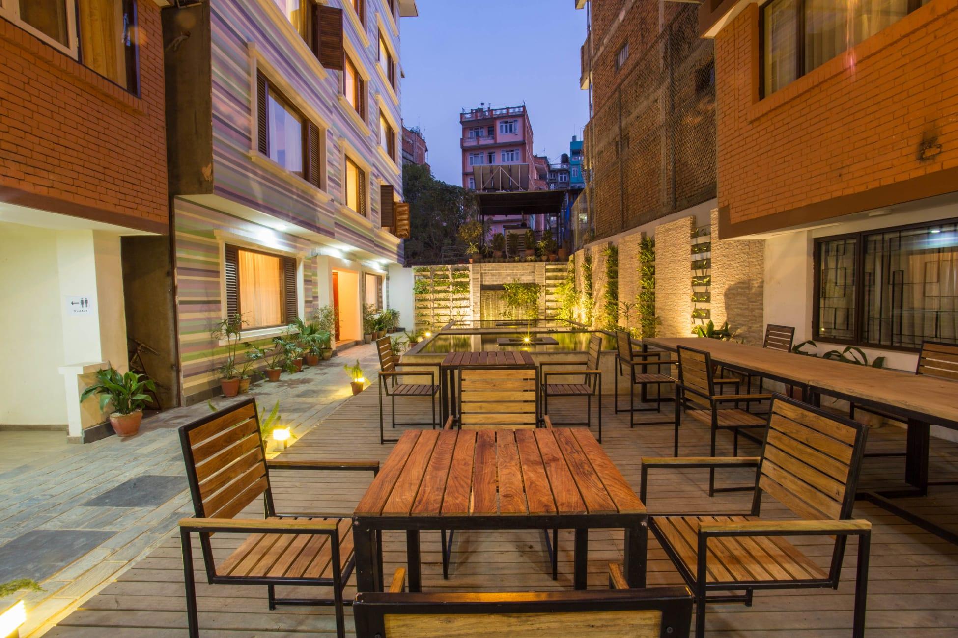 Hotel Potala Guest House Kathmandu Trivago In