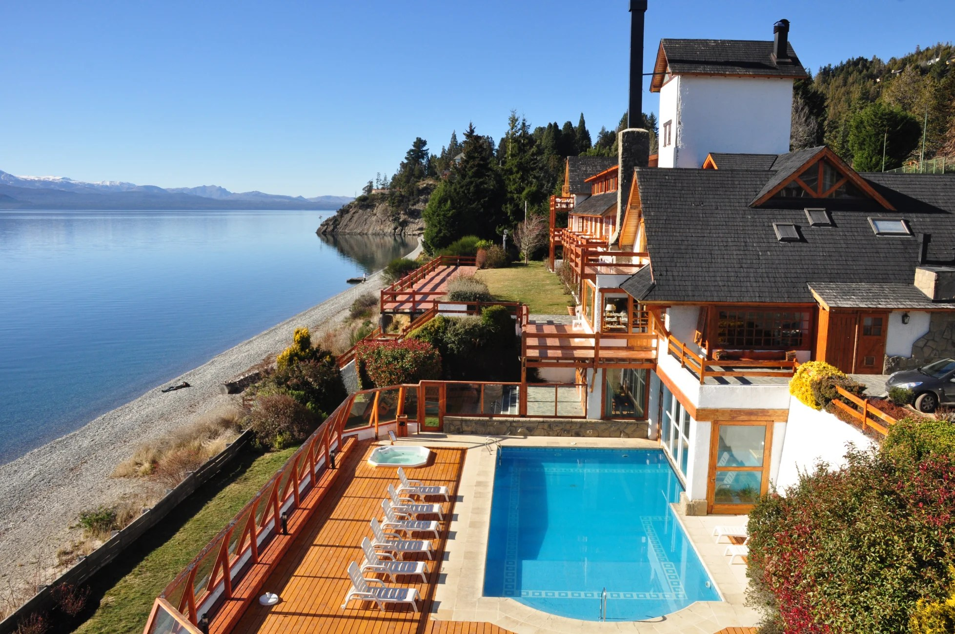 Serviced Apartment Apart Del Lago San Carlos De Bariloche