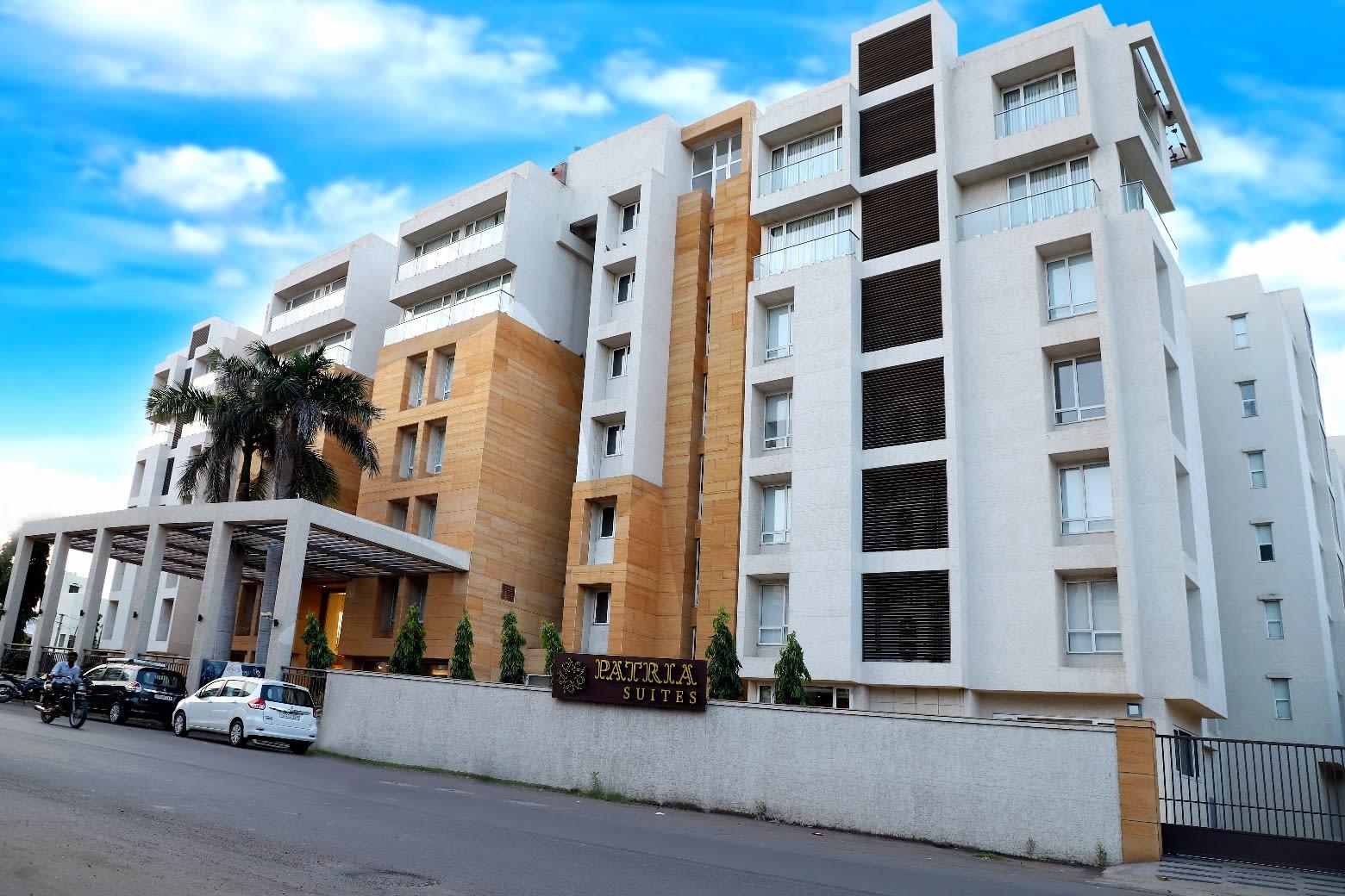 Hotel Patria Suites Rajkot Trivago In