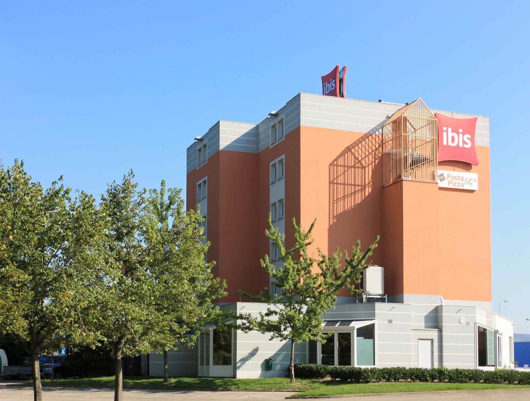 Hotel Ibis Lyon Sud Chasse Sur Rhone