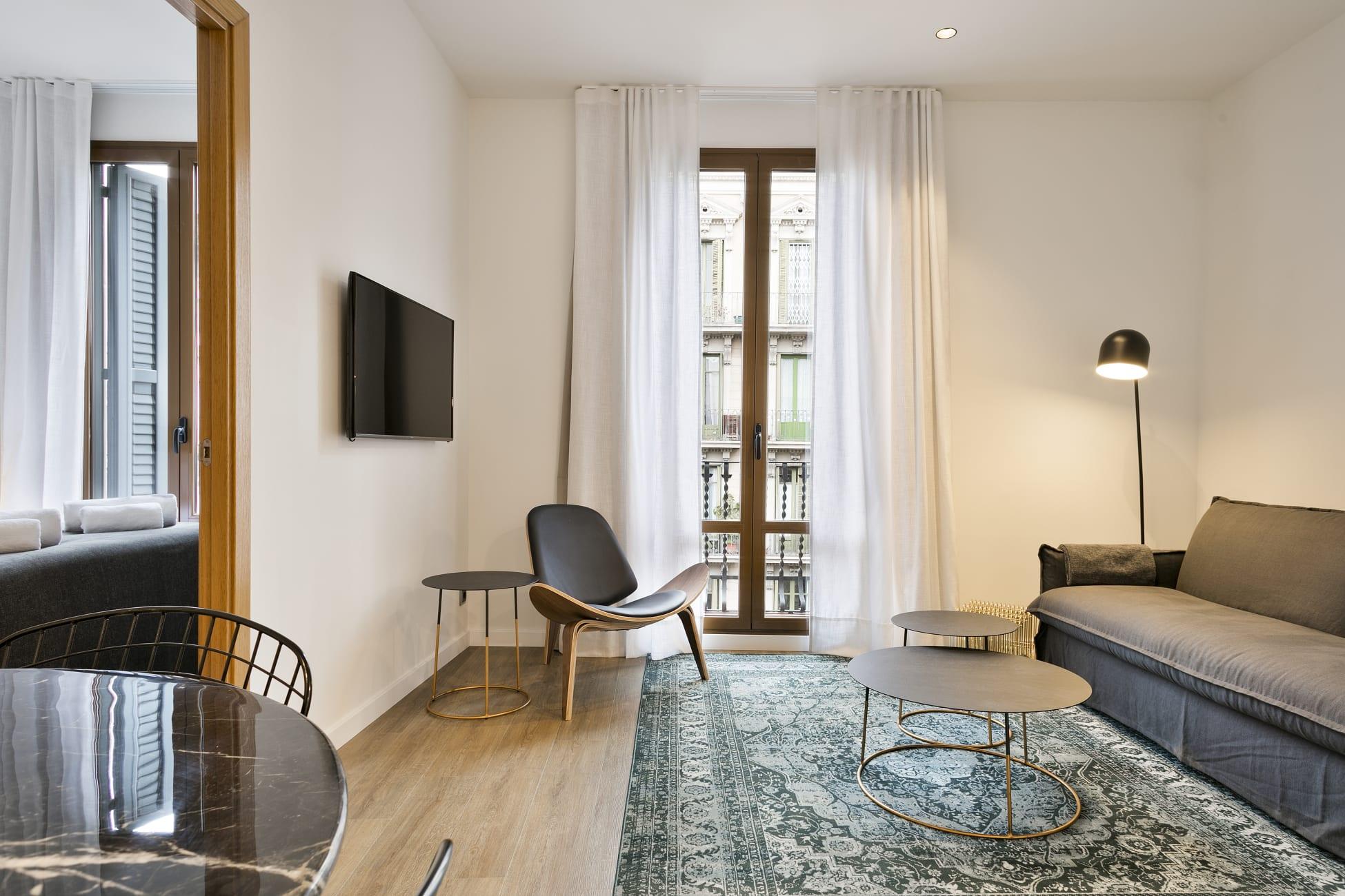 Serviced Apartment Uma Suites Metropolitan Barcelona