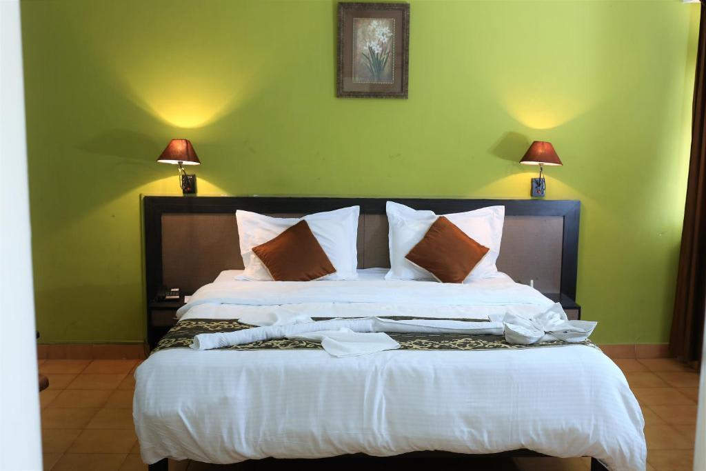 Resort Alor Grande Holiday Resort Candolim Trivago Com