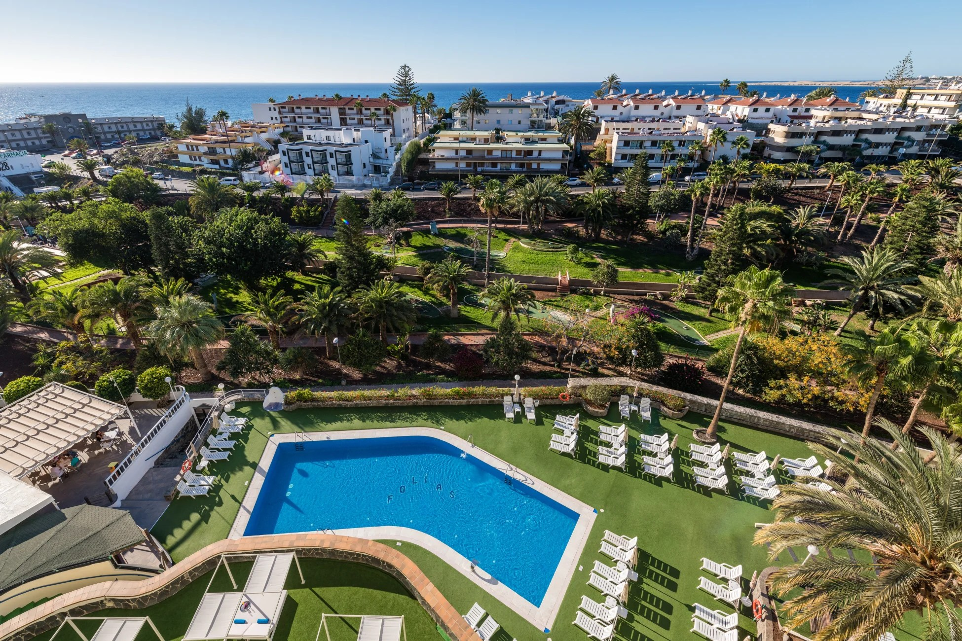 Hotel Hotel New Folias San Agustin Trivago Com