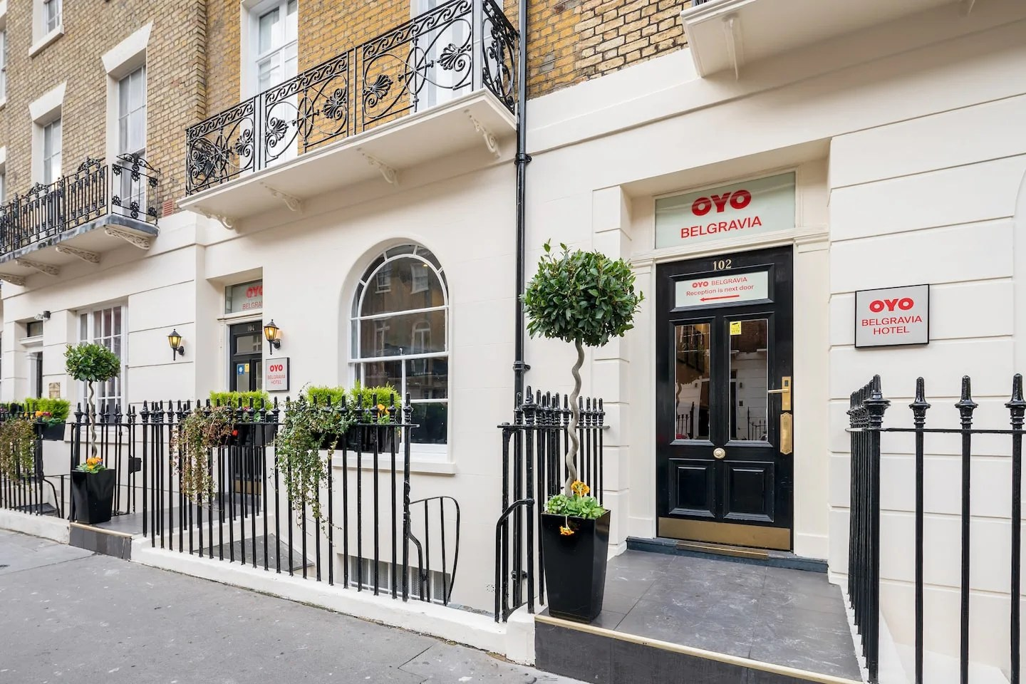 Hotel Oyo Belgravia Rooms London Trivagoie
