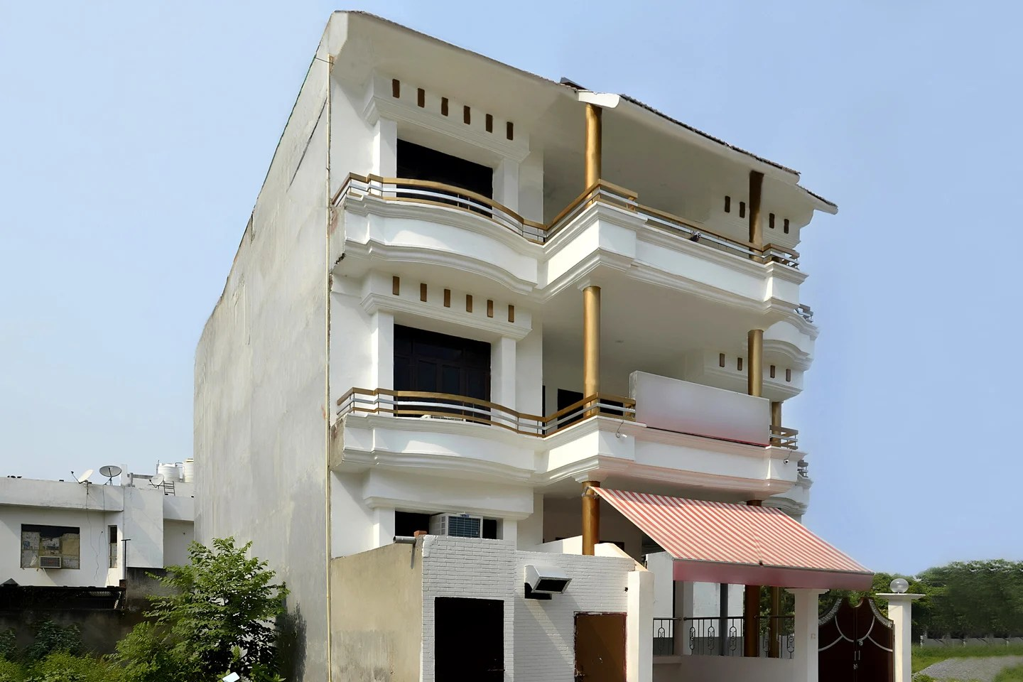 Hotel Oyo 7218 Shivansh Residency Lucknow Trivago In