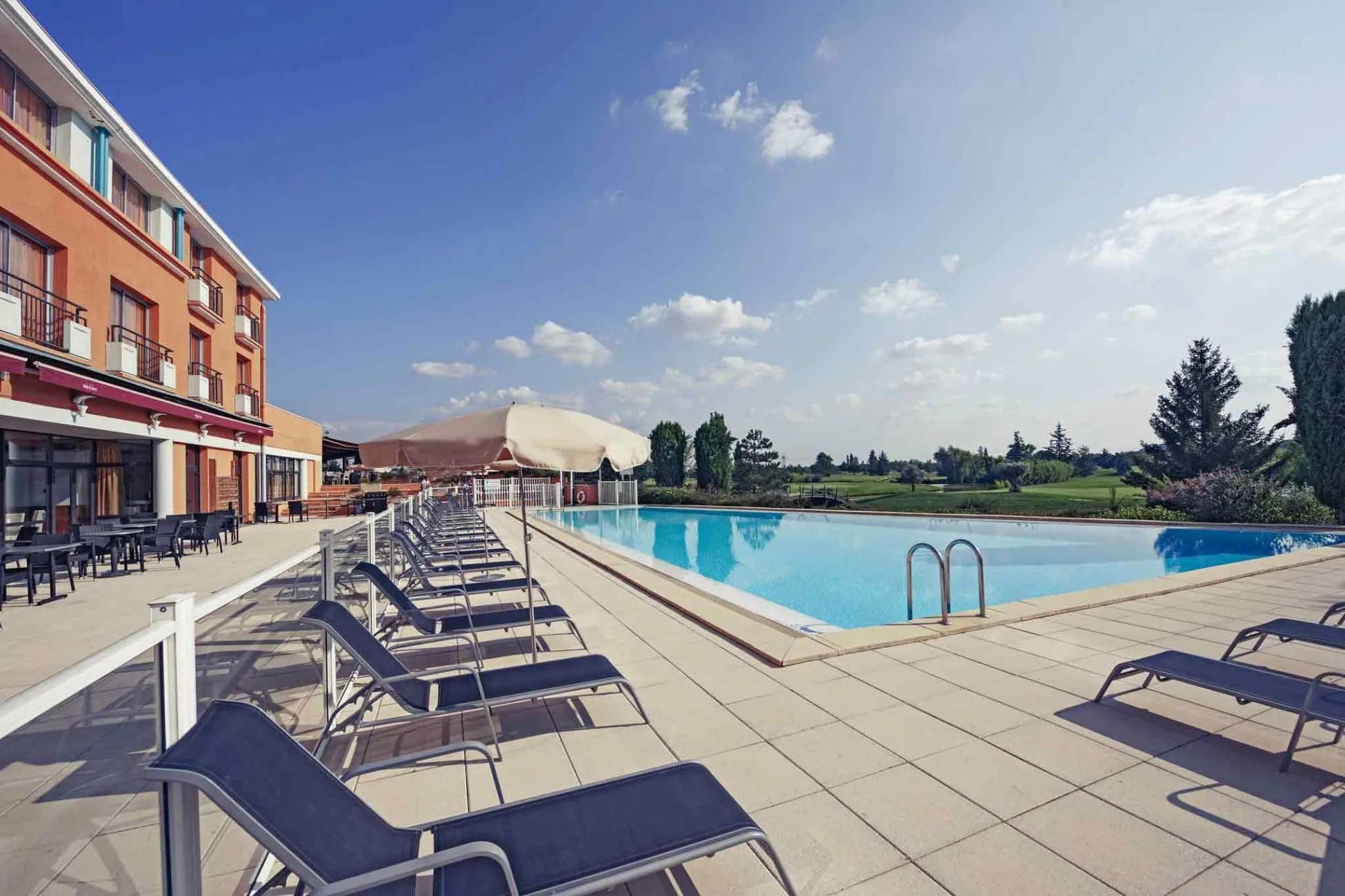 Hotel Hotel Mercure Toulouse Aeroport Golf De Seilh Seilh