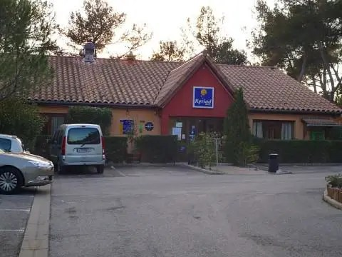 Hotel Kyriad Montpellier Nord St Clement De Riviere Saint