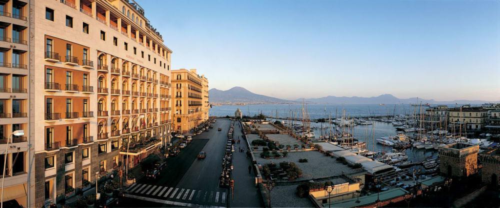 Hotel a Napoli  Grand Hotel Vesuvio  trivagoit