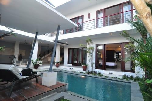Rumah Apartemen Apple Bali Villas Kuta Trivago Co Id