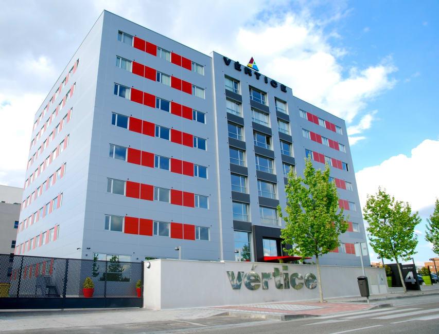 Hotel en Madrid  Vrtice Roomspace Madrid  trivagoes