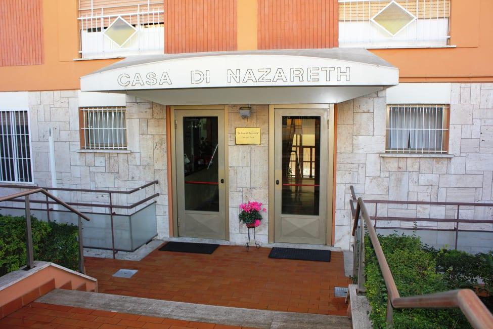 Bed  Breakfast a Roma  La Casa di Nazareth  trivagoit