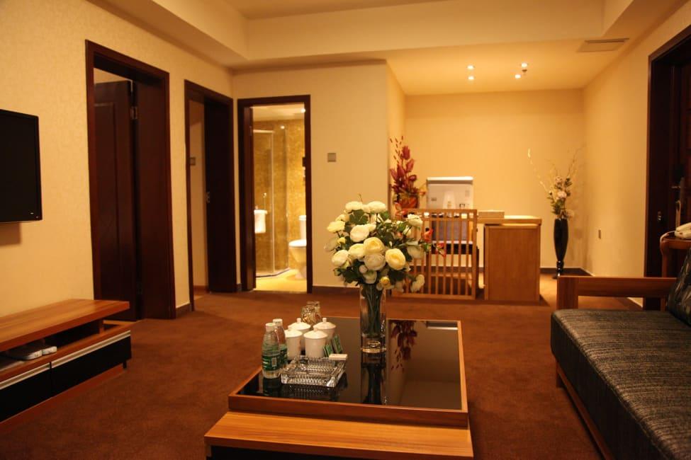 Ruifu Shengyue Hotel Changsha Hunan Trivago Co Id