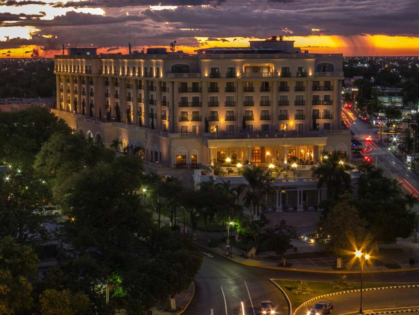 Hotel en Mrida  Fiesta Americana Mrida  trivagocommx
