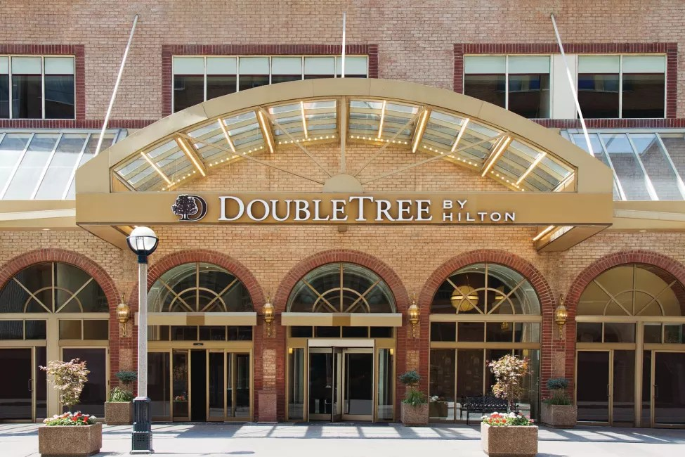 Hotel DoubleTree by Hilton Toronto Downtown Toronto