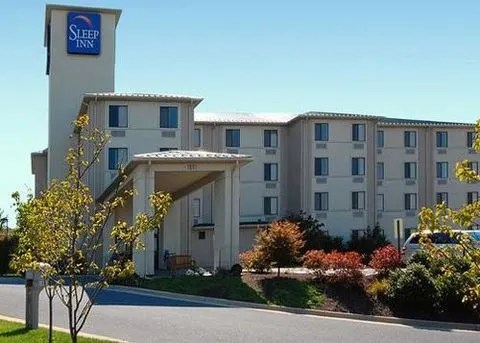 Hotel Sleep Inn Suites Harrisonburg Harrisonburg