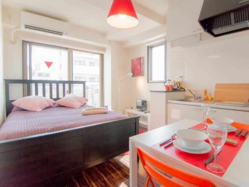 House Apartment Namba Celeb Court Designers Apartment