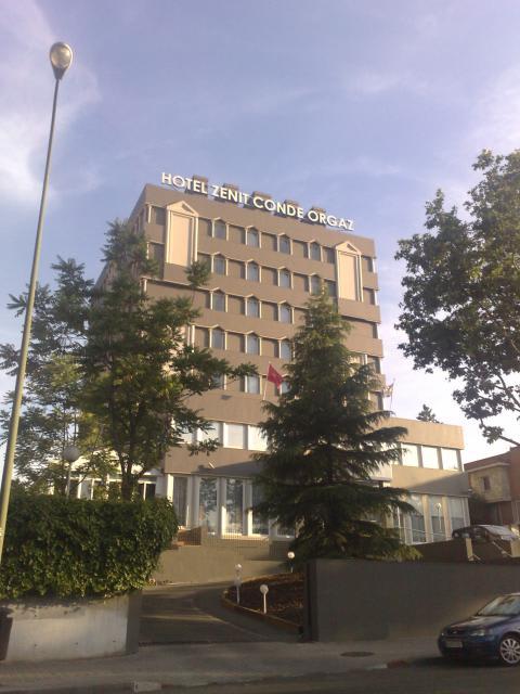 Hotel en Madrid  Zenit Conde Orgaz  trivagoes