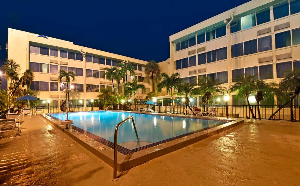 Hotel en Miami  Days Inn Miami International Airport