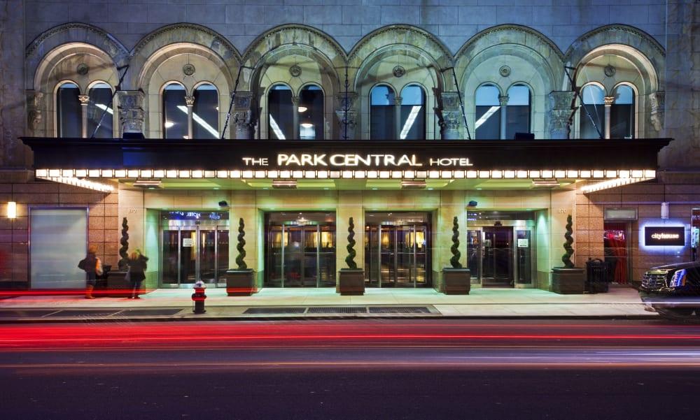 Hotel Park Central Hotel New York Trivago Ca