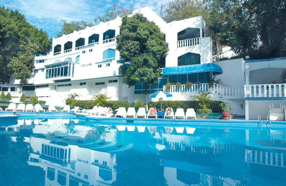 Hotel en Puente de Ixtla  Villa Bejar Tequesquitengo
